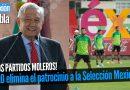 AMLO elimina el patrocinio a la Selección Mexicana