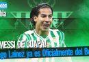 Diego Lainez ya es Oficialmente del Betis