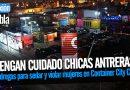 Usan drogas para sedar y violar mujeres en Container City Cholula