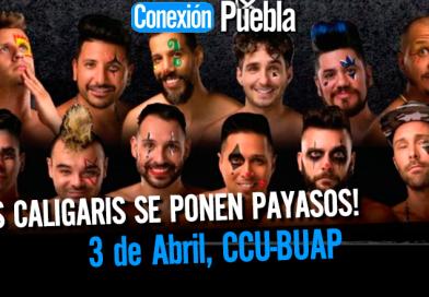 Los Caligaris de vuelta en Puebla
