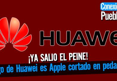 Huawei versus Apple