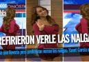 Les avisé que llovería pero prefirieron verme las nalgas: Yanet García muy ofendida