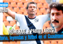 Divertido empate en homenaje a Pablo Larios Iwasaki