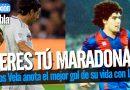 Carlos Vela anota el mejor gol de su vida con LAFC