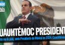 Si la gente me lo pide, sería Presidente de México en 2024: Cuauhtémoc Blanco