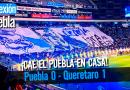 ¡La derrota, provocada por el Puebla FC!