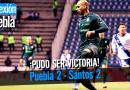 ¡Con un partido cardiaco, el Puebla se lleva el empate!