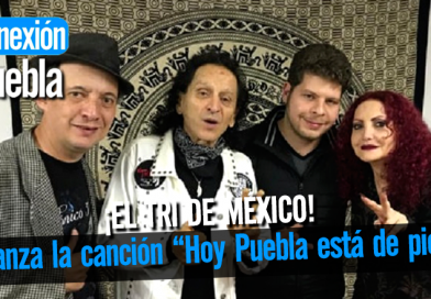 """Alex Lora y El TRI lanzan la canción """"Hoy Puebla está de pie"""""""