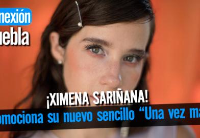 """Ximena Sariñana promociona su nuevo sencillo """"Una vez más"""""""