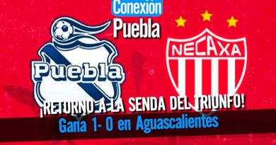 El Puebla llega a 13 puntos…