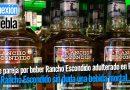 Muere pareja por beber Rancho Escondido adulterado en Puebla