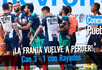 Adiós sueño de liguilla para el Puebla
