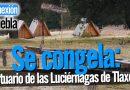 Santuario de las Luciérnagas de Tlaxcala se congela