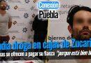 Vendía droga en cajas de Zucaritas