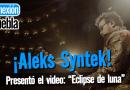 """Aleks Syntek presentó el video de """"Eclipse de luna"""""""