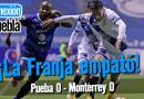 Puebla saca el empate en casa