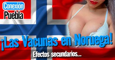 Mujeres en Noruega reportan aumento en talla de pecho tras aplicarse vacuna antiCovid19